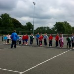 Junior Tennis Blitz